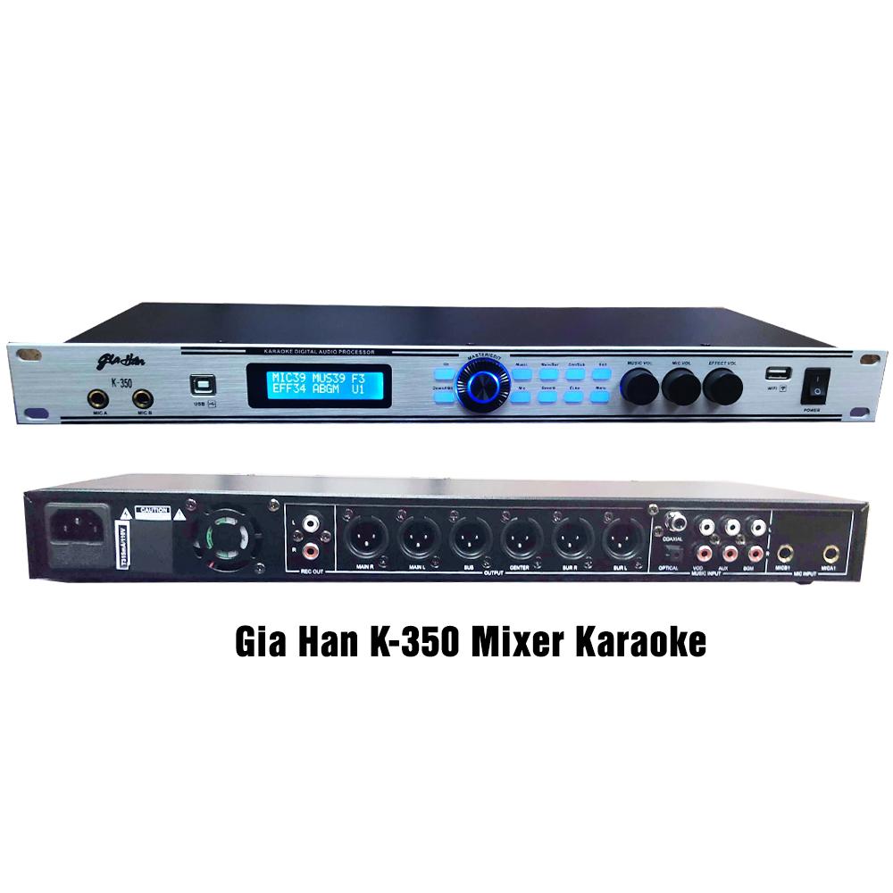 Karaoke Mixers