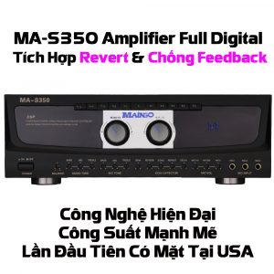 MA-S350-Amplyfier