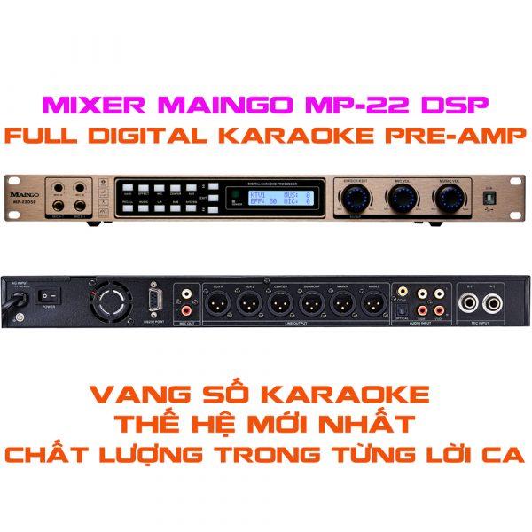 Maingo-Mp-22DSP-Mixer-Karaoke