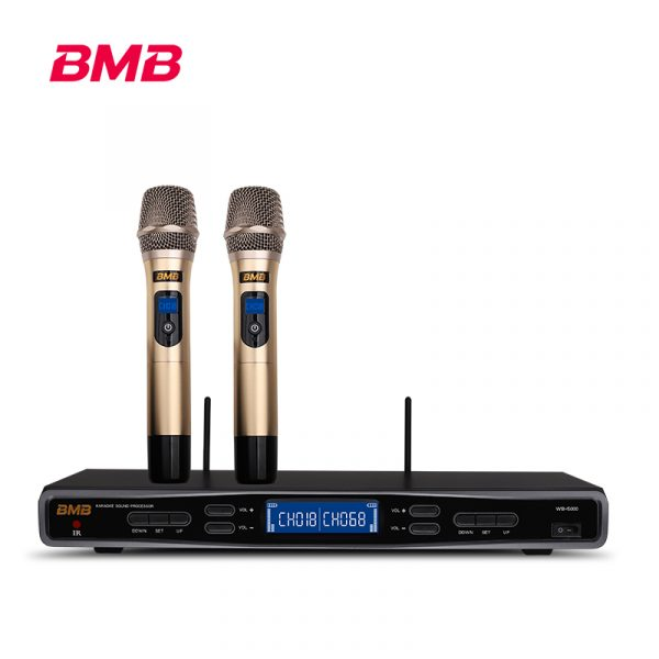 Karaoke Wireless Microphone BMB WB-4500