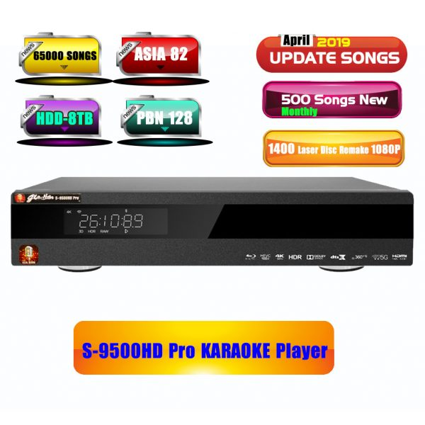S-9500HD-Player