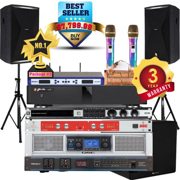 Karaoke-System-Đẳng-Cấp-Tốt-Nhất-2019-Microphone-MA-16A-Gia-Hân-Package-#3