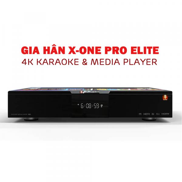 Gia Han X-One Pro Elite Hi-End Karaoke Player
