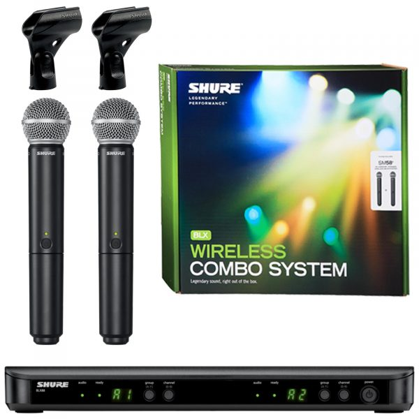 shure-blx288-sm58-wireless-vocal-system-with-two-sm58-mics_4