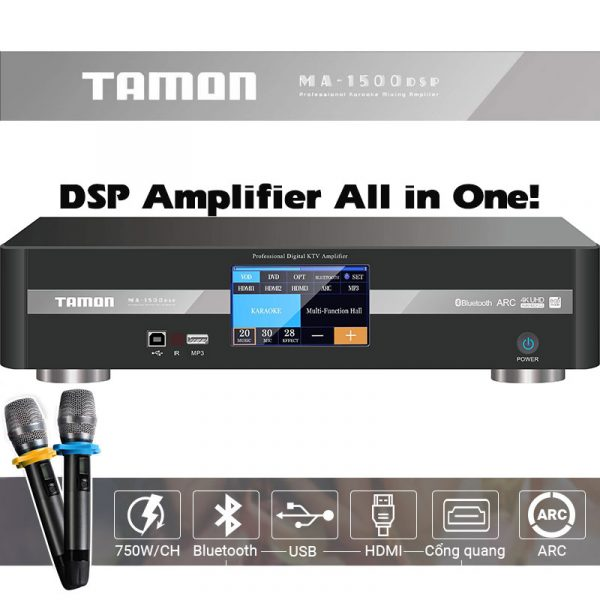 Tamon-1500-DSP-Amplifier-All-In-One