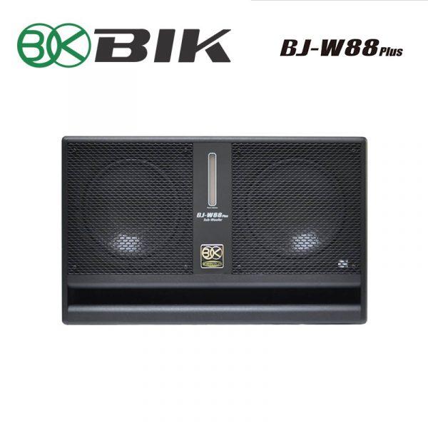 BIK-BJ-W88-Plus-Subwoofer-(Japan)-Dual-12-inch-sub